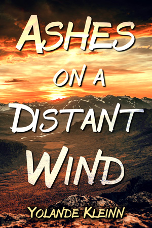 Book Cover Ashes on a Distant Wind